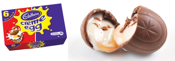 Easter Treats: Cadbury Creme Egg Recipes