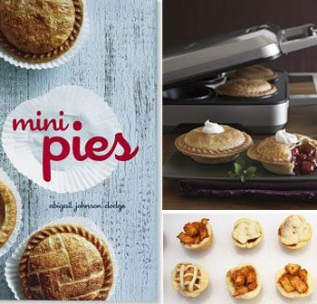 mini pies cookbook