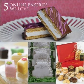 5 online bakeries we love