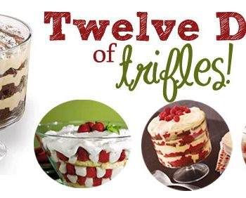 twelve christmas trifle recipes