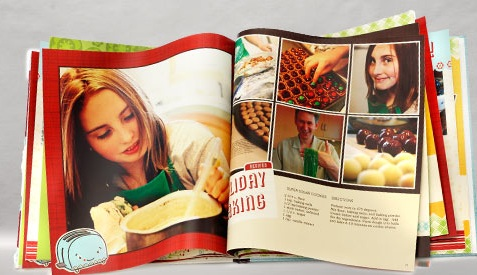 {HOLIDAY GIFT IDEA} Make your own cookbook!