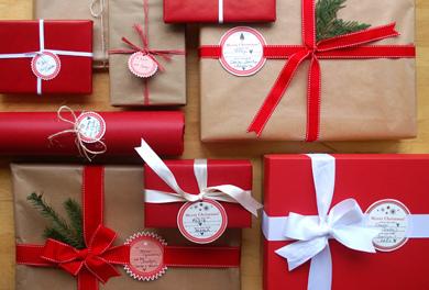 free printable holiday christmas gift tags