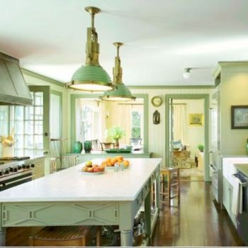 {Kitchen} For the love of Green!