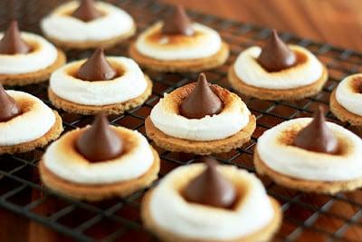 S'more Cookies…. 5 Ways!