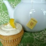 {Recipe} A little afternoon tea…cupcake!