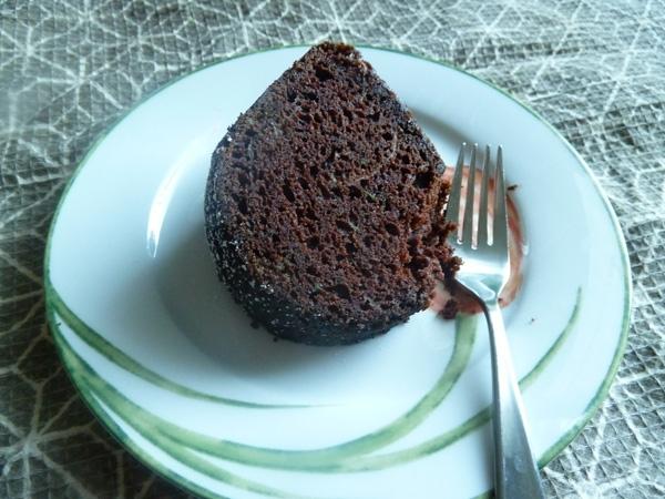 {Recipe} Chocolate Zucchini Bundt Cake