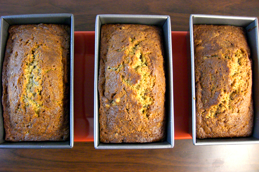 Banana Walnut Bread that is to die for!
