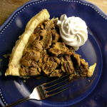 Southern Brown Sugar Pecan Pie