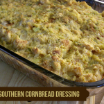 Southern Style Cornbread Dressing