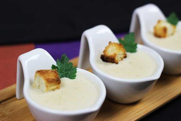 Baltimore Crab Bisque--click for recipe from Spiced!