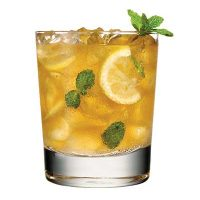 Rue Bourbon Rye Smash--click for recipe from Spiced!