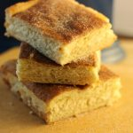 Easy Cream Cheese Pastry Bars