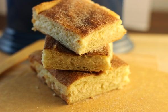 Cream Cheese Pastry Bars