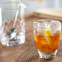 Dickel Honey Old Fashion--click for recipe from Spiced!