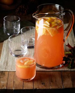 Port Royal Punch--delicious party punch! Click for recipe from Spiced!