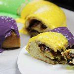 How to Make a Mardi Gras King Cake