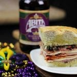 The Muffaletta: New Orleans' nod to the perfect sandwich!