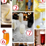 Mix It Up: 7 Fun Champagne Cocktails for Valentine's Day