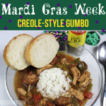 Creole-Style Chicken and Sausage Gumbo
