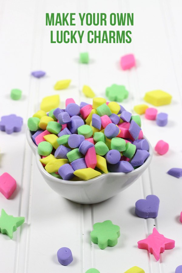Make your OWN Lucky Charms!