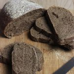 Homemade Honey-Wheat Bread