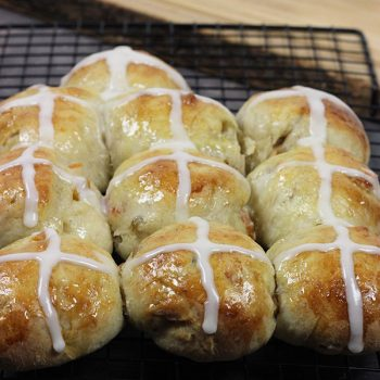 Hot Cross Buns! Hot Cross Buns!