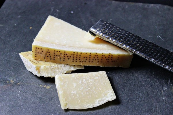 Food Photography: Parmigiano Cheese!