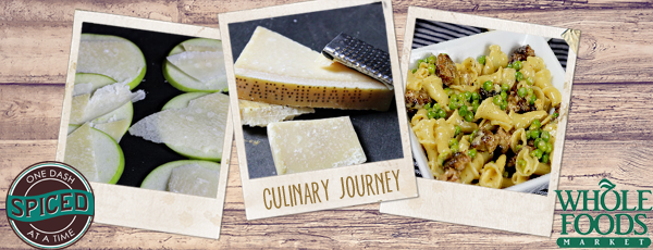 Culinary Journey - + a delish recipe!