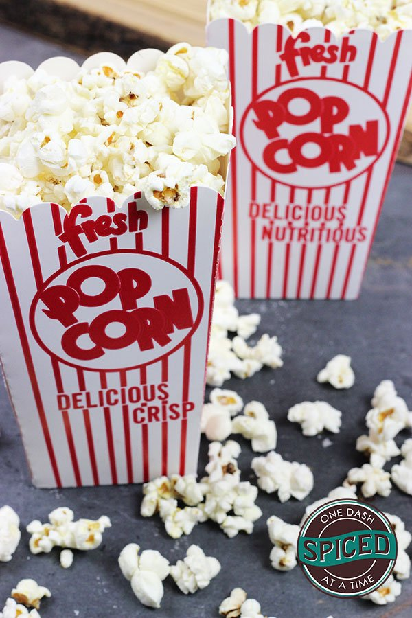 Parmesan + Rosemary Stove-popped Popcorn