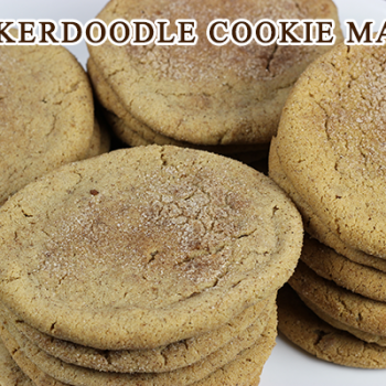 How to make the Perfect Snickerdoodle Cookie from spicedblog.com #snickerdoodle #cinnamon #sugar #cookie