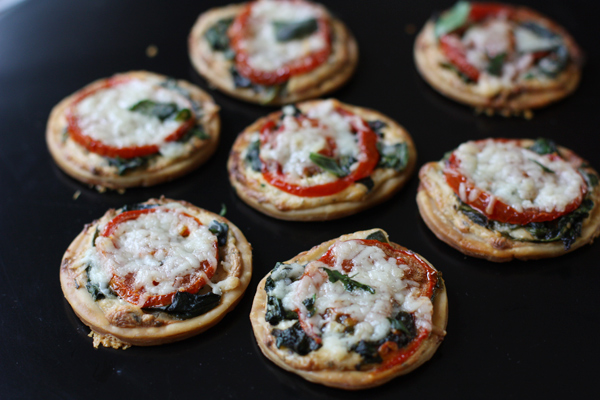 The BEST appetizer for parties! Provence Tartlets.