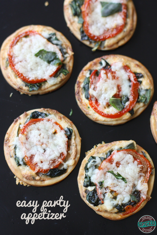 Italian Tartlets. Better TRIPLE this recipe, they won't last long!
