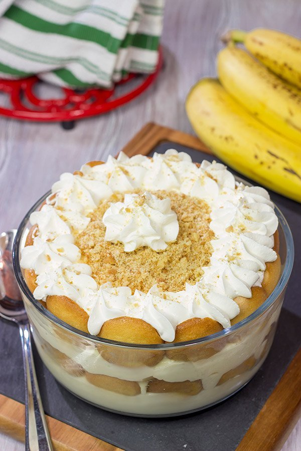 "This Homemade Southern Banana Pudding is a classic dessert...and it's super easy to make!  It'll leave your family and friends begging for your ""secret family recipe!"""