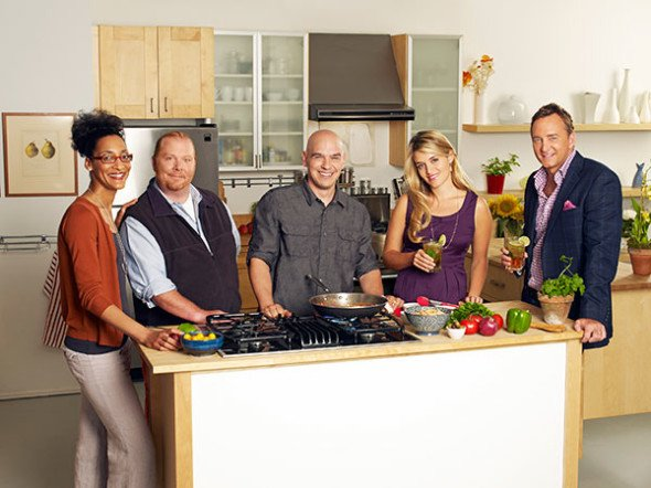 Cast of ABC's The Chew #thechew