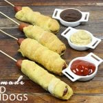 Make Your Own Baked Corndogs!