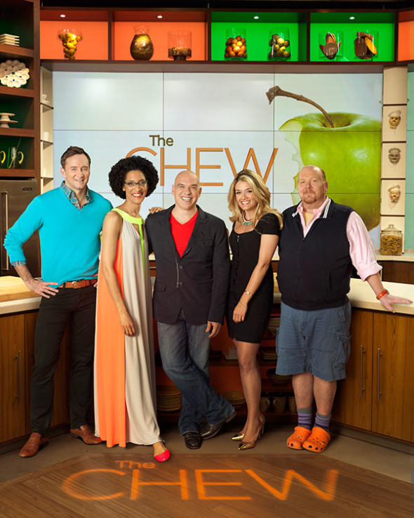 Cast of ABC's The Chew #food #thechew