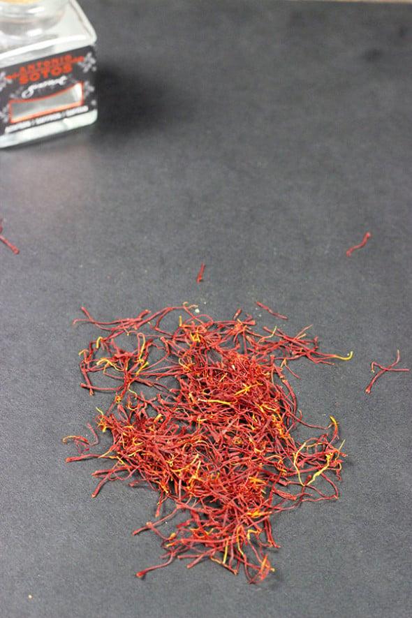 Saffron Threads: the key to creating delicious Paella