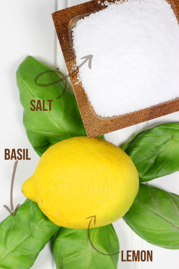 How to Make Lemon Basil Sea Salt and Chili Lime Sea Salt