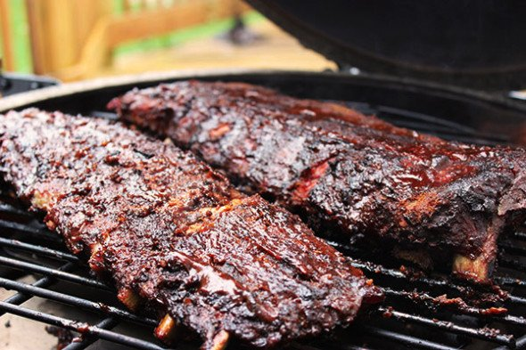 Fall Off the Bone Pork Ribs #summer #ribs