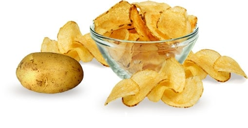 Kettle Brand Potato Chip #TheRealKettleChip