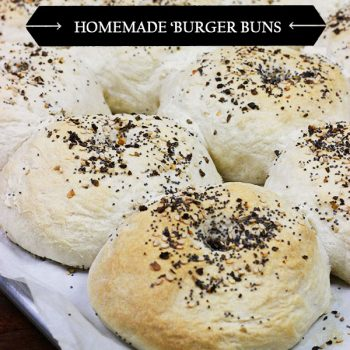 You'll never buy store-bought hamburger buns again! Make them yourself!