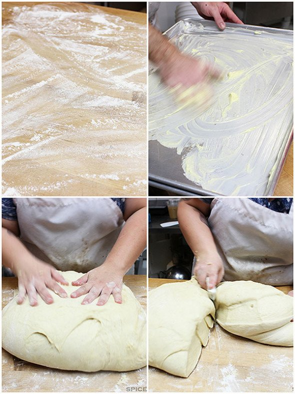 How to make Texas-sized Cinnamon Buns!!