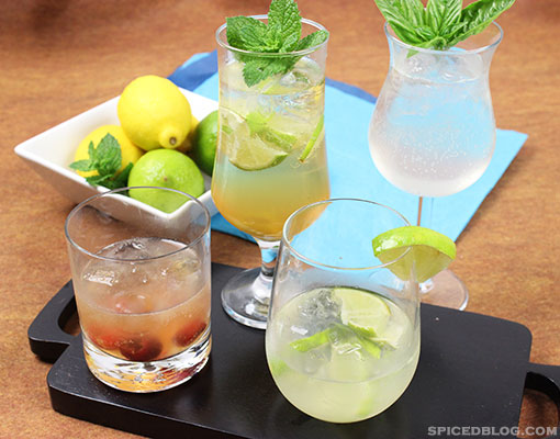 Farm to Bar: 4 Garden-Inspired Cocktails