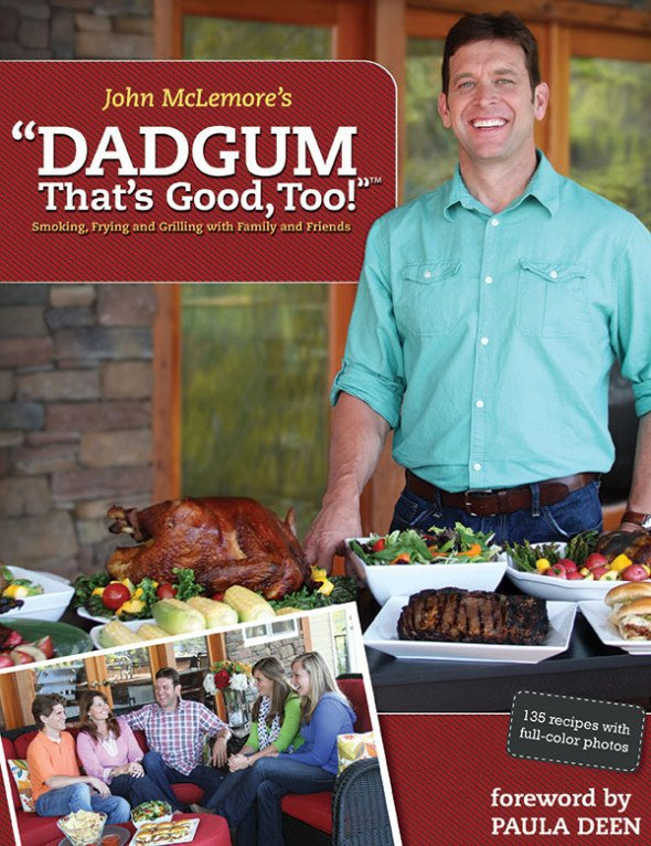 """Dadgum That's Good, Too!"" by John McLemore"