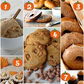 8 Tasty Fall Pumpkin Recipes
