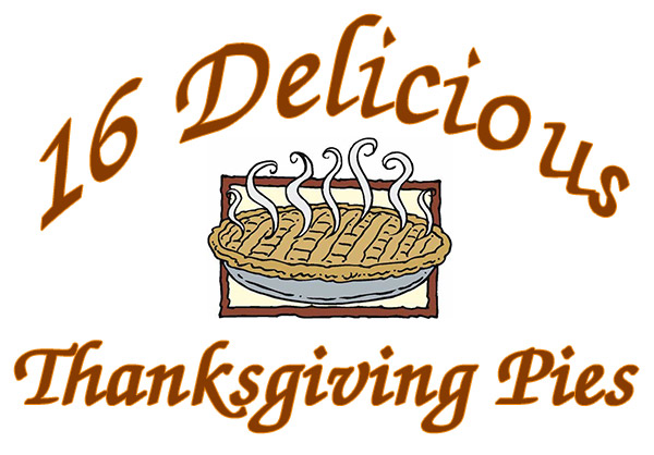A Collection of Thanksgiving Pies