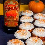 Apple Cider Cupcakes + Pumpkin Spice Latte Martini