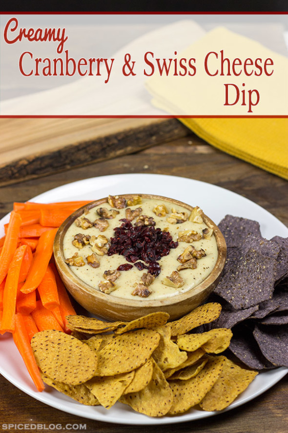 This is PERFECT for the weekend after Thanksgiving! Can't have football games with a delicious cheese dip!! Creamy Cranberry Cheese Dip