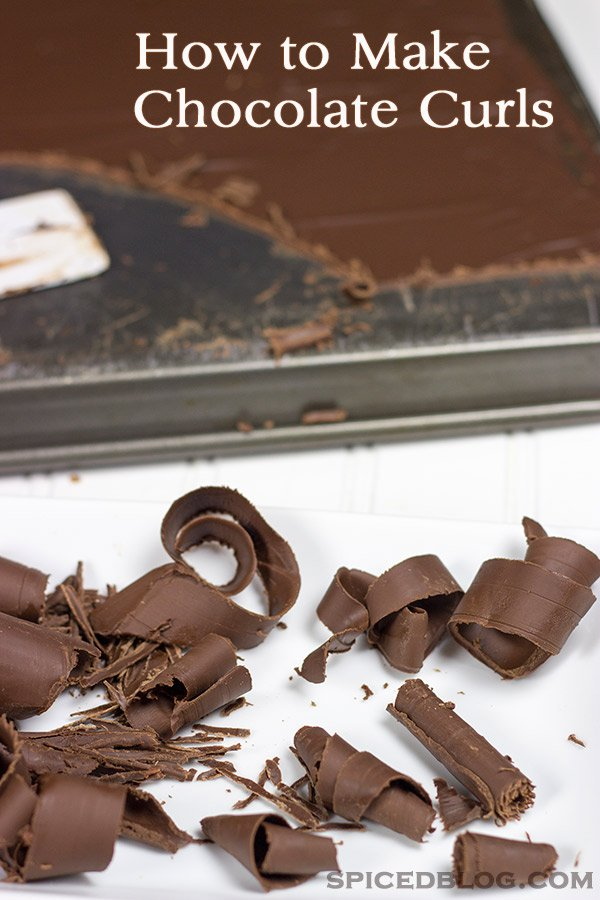 How To Make Dining Room Decorating Ideas To Get Your Home: How To Make Chocolate Curls