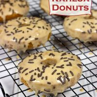 Kahlua Donuts and Milkshake Recipe